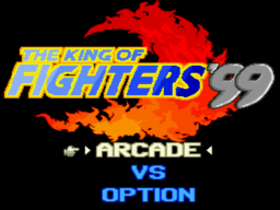 Kof99title.png