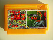 Earthworm jim 3 Cart Famicom