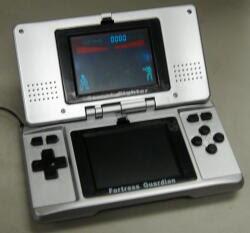 Neo Double Games
