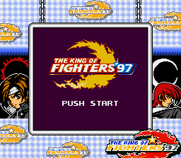 The King of Fighters '97 (Game Boy)