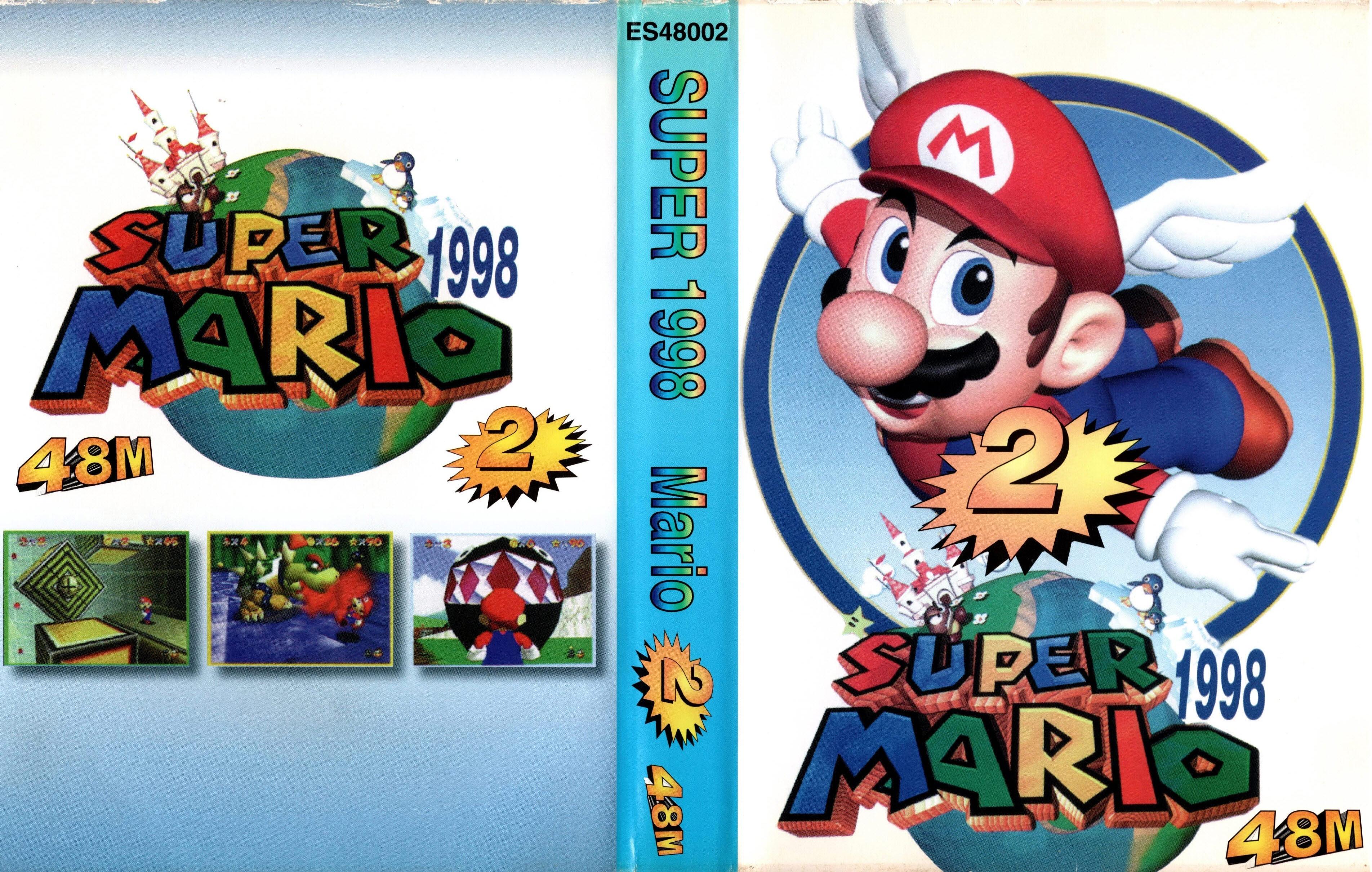 Super Mario Bros. 2 (Mega Drive)