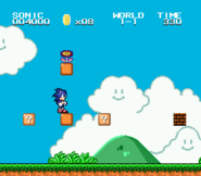 Sonic Jam 6 - Screenshot 4