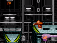 Super Donkey Kong '99 Defeating Master Necky Snr.