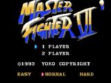 Master Fighter VI'