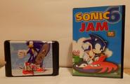 Sonic jam 6