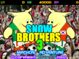 Snow Brothers 3: Magical Adventure