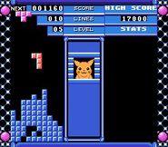 Poke Tetris Gameplay