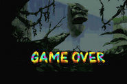 Donkey Kong 2 Game Over