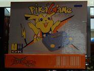 PikaGame box (orange)