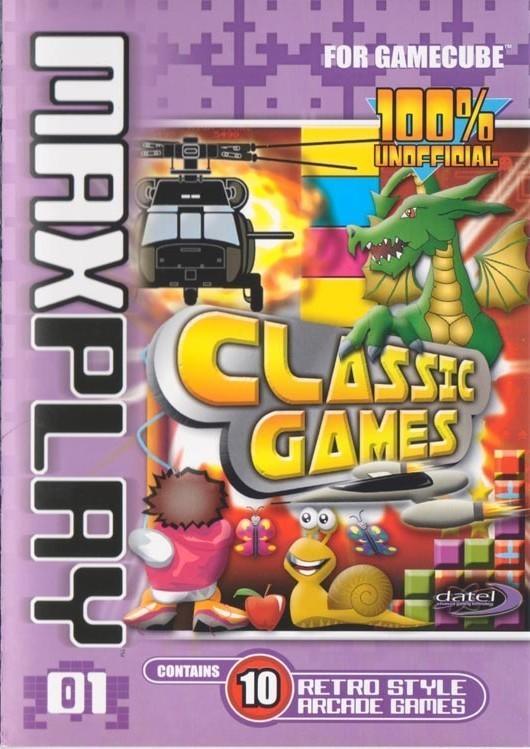MaxPlay Classic Games