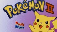 SEGA Mega Drive GENESIS Pokemon II Unlicensed Прохождение Playthrough