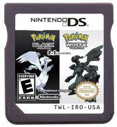 Pokemon Black & White Version ACE3DS
