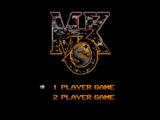 Mortal Kombat 3 (Super Game)