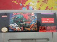 Street Fighter V cart