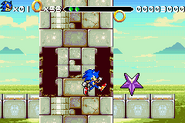 Sonic 3 - Fighter Sonic Gameplay