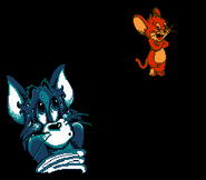Tom & Jerry 3 - Tom's Game Over