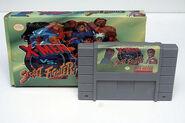 Snes X-men VS Street Fighter