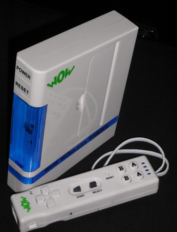 Wii clone