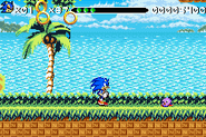 Sonic 3 - Fighter Sonic Gameplay 2
