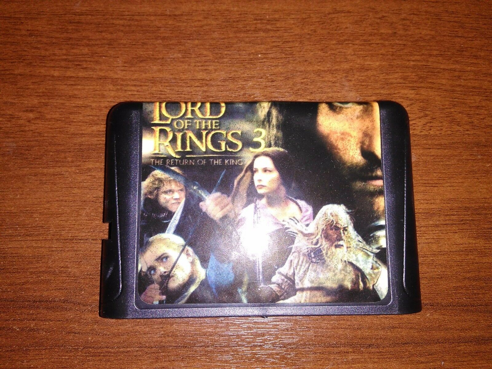 The Lord of the Rings 3: Return of the King