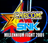 Capcom vs. SNK: Millennium Fight 2001