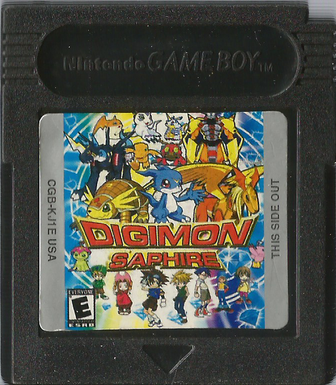 Digimon Sapphire