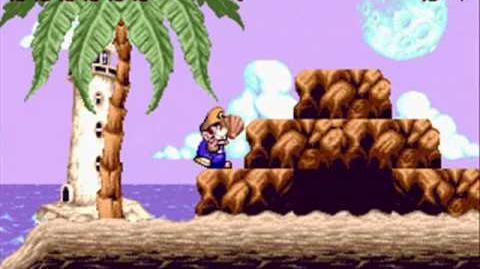 Wario Land 3 Pirate for Genesis