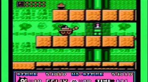 Mega Drive Longplay - Felix the Cat