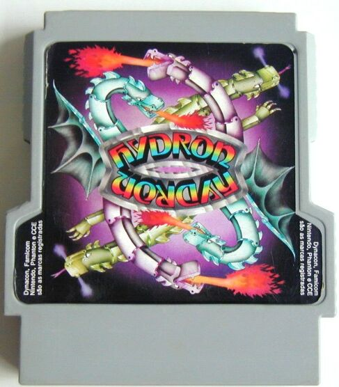 Hydron (game cartridges)