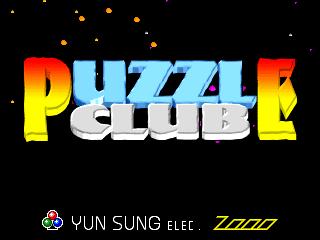 Puzzle Club