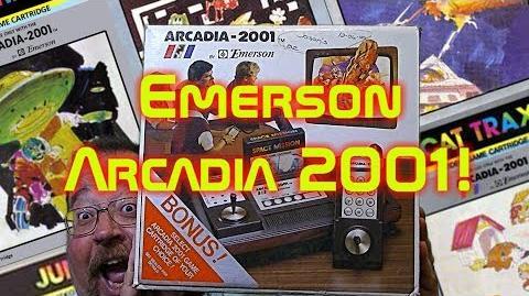 Emerson Arcadia 2001 Unboxing!