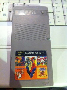"Super 88 In 1 ""High K 48M"" (Game Boy)"