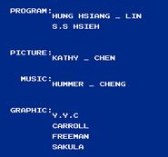 Donkey Kong Country 4 (Pirate Original) Credits
