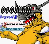 Digimon Crystal Version II
