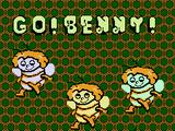 Go! Benny!