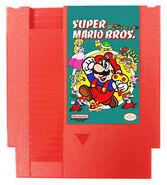 Super Mario Bros. Remix NES Cartridge