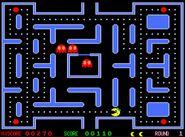 Super Pacman gameplay