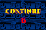 Sonic 3 - Fighter Sonic Continue