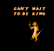 Super Lion King - Can't Wait To Be King