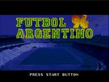 Futbol Argentino '96 (Sega Mega Drive)