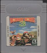 Super Donkey Kong 3 - Cartridge
