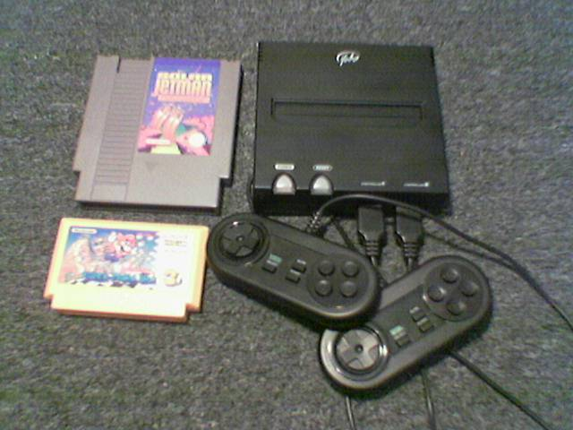 FC Game Console
