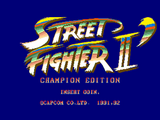 Street Fighter II′: Rainbow Edition