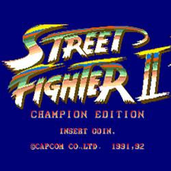 Street Fighter II′: Rainbow Edition