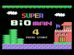 Super Bio Man 4