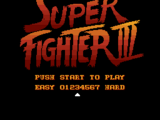 Super Fighter III