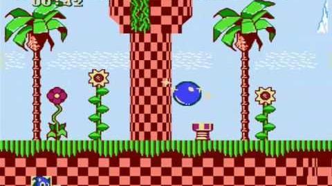 Sonic The Hedgehog NES Playthrough Part 1 - The Horror Begins