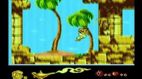 Aladdin (Super Game)