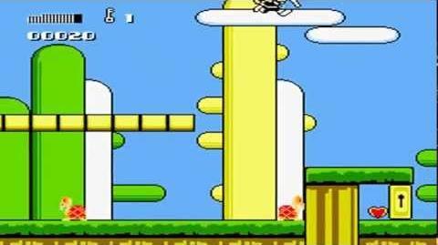 Super Mario 14 NES