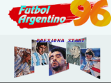 Futbol Argentino '96 (Super Nintendo)